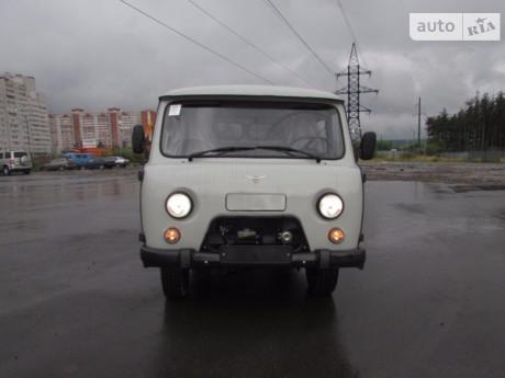 УАЗ 3909 2000