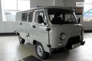 УАЗ 3909 1 покоління (рестайлінг) Микроавтобус