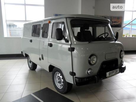 УАЗ 3909 1993