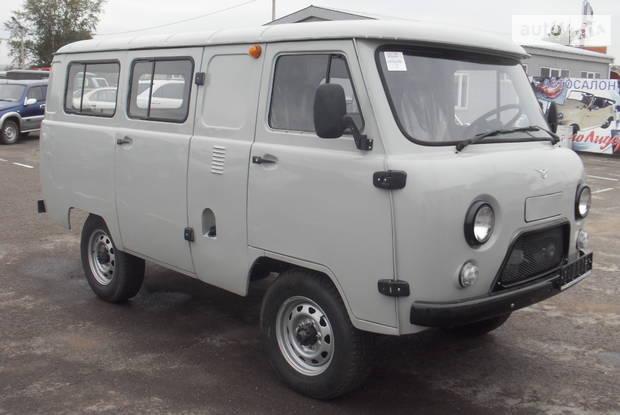 УАЗ 3962 1 покоління (рестайлінг) Микроавтобус