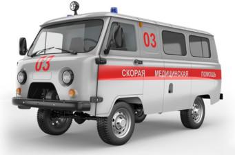 УАЗ 3962  2017