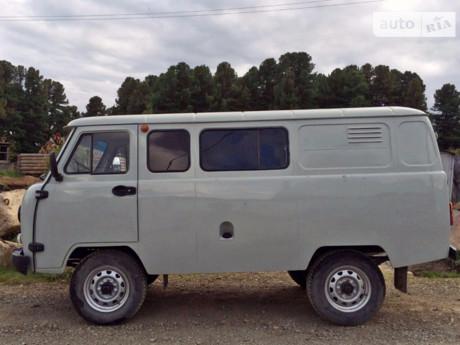 УАЗ 3962 1983