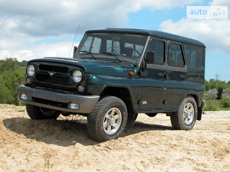 УАЗ Hunter 2004