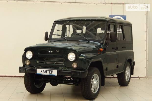 УАЗ Hunter 315195 Внедорожник