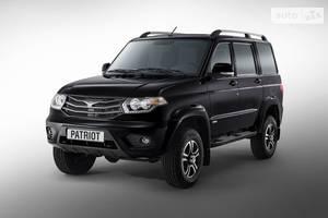 УАЗ patriot 3163 (рестайлінг) Внедорожник