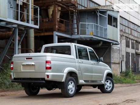 УАЗ Pickup 2012