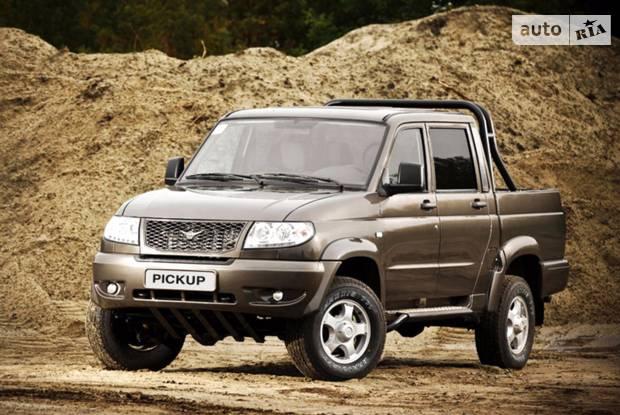 УАЗ Pickup 23632 Пикап