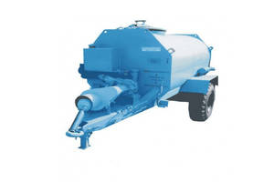 Уманьфермаш apv 1 поколение Агрегат для перевозки воды