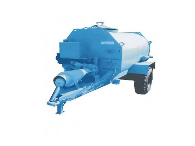 Уманьферммаш АПВ 1 поколение Агрегат для перевозки воды