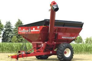 Unverferth grain-handling 1 поколение Тележка зерновая