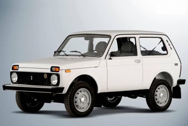 ВАЗ 2121 1 покоління (1 рестайлінг) Позашляховик
