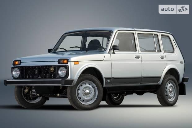 ВАЗ 2131 I поколение (рестайлинг) Позашляховик