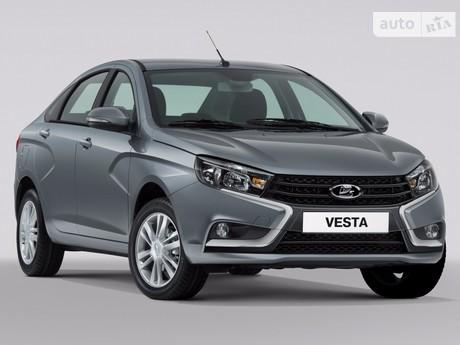 ВАЗ Vesta 2016
