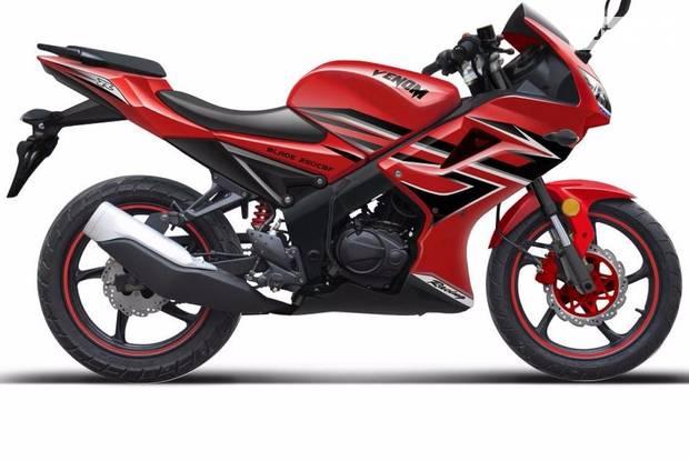 Venom 250 1 покоління Мотоцикл