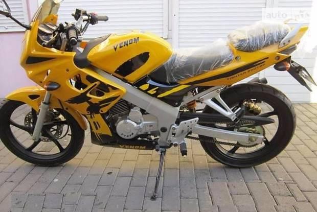 Venom VM 1 покоління Мотоцикл