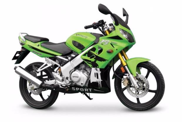 Viper F5 2 покоління Мотоцикл