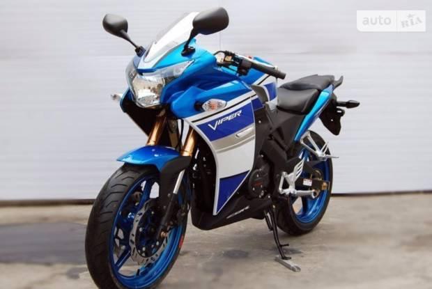 Viper GCR 1 покоління Мотоцикл