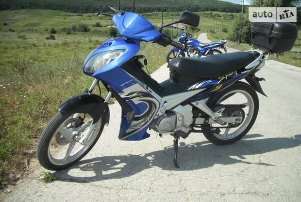 Viper Sport 1 покоління Скутер