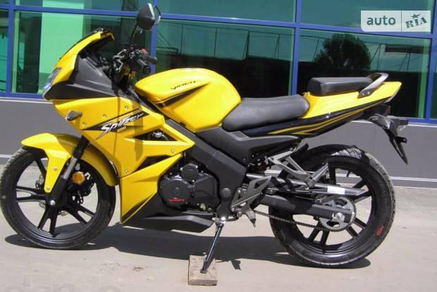 Viper VM 1 покоління Мотоцикл