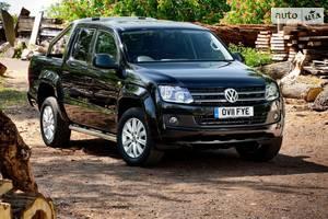 Volkswagen amarok І покоління Пікап