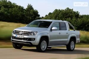 Volkswagen amarok І покоління Пикап