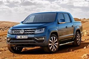 Volkswagen amarok І покоління, 1 рестайлінг Пікап