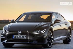Volkswagen arteon I поколение Лифтбэк