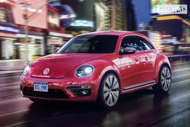 Volkswagen Beetle А5 фейсліфт Хэтчбек