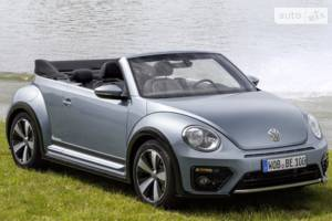 Volkswagen beetle А5 фейсліфт Кабриолет