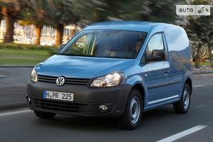 Volkswagen caddy-gruz ІІІ покоління, рестайлінг Фургон