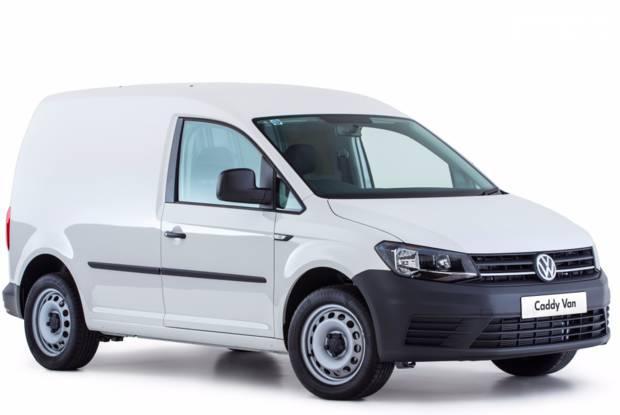 Volkswagen Caddy груз. ІV покоління Фургон