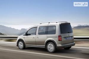 Volkswagen caddy-pass ІV покоління Мінівен