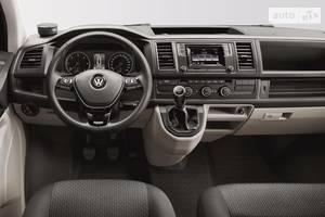 Volkswagen caravelle T6 Минивэн