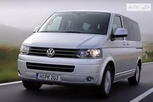 Volkswagen caravelle T5 рестайлінг Минивэн
