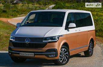 Volkswagen Caravelle 2021 Comfortline