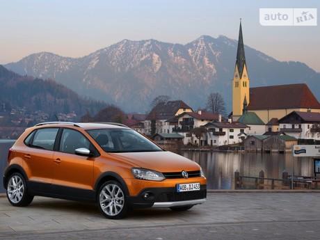 Volkswagen Cross Polo 2012