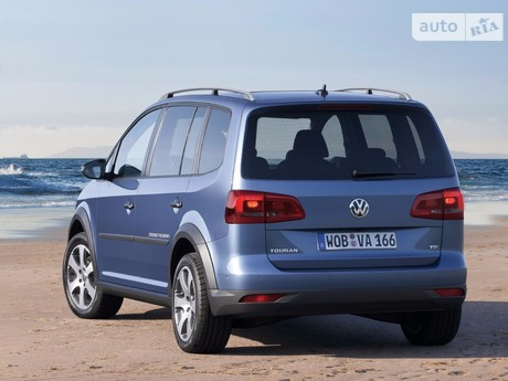 Volkswagen Cross 2008