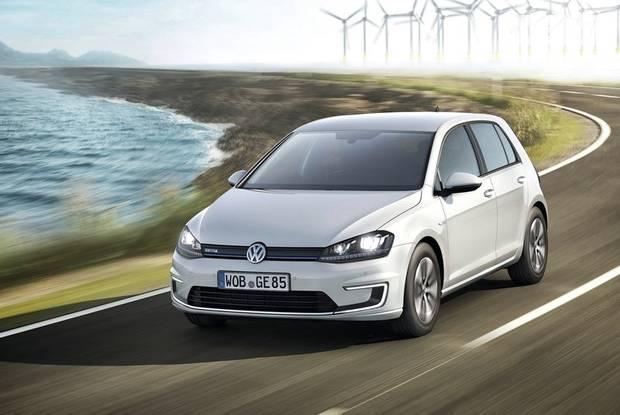 Volkswagen e-Golf VII покоління Хэтчбек