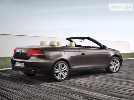 Volkswagen Eos 2.0 AT (200 л.с.) 2016