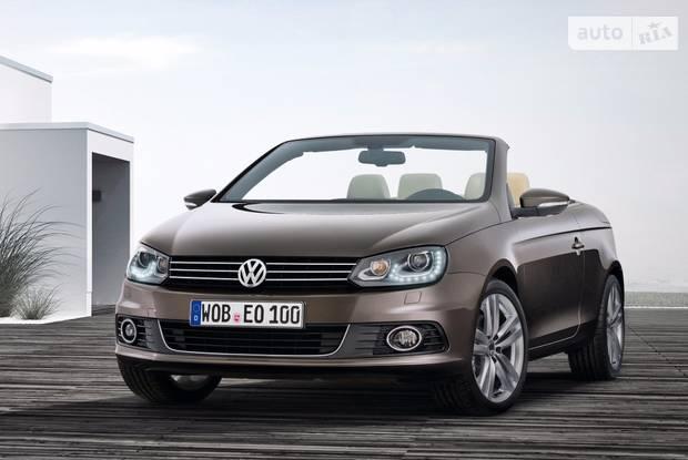 Volkswagen Eos І покоління, 1 рестайлінг Кабриолет