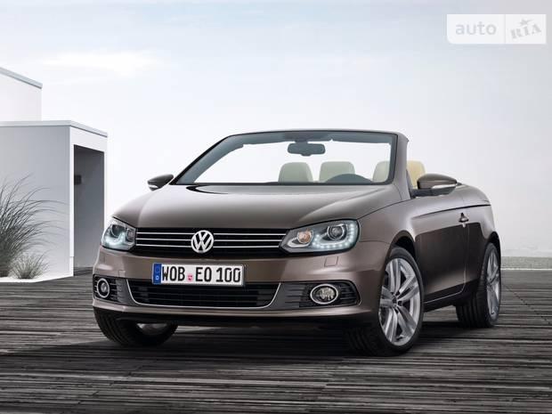 Volkswagen Eos І покоління, 1 рестайлінг Кабріолет