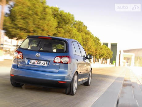 Volkswagen Golf Plus 2010