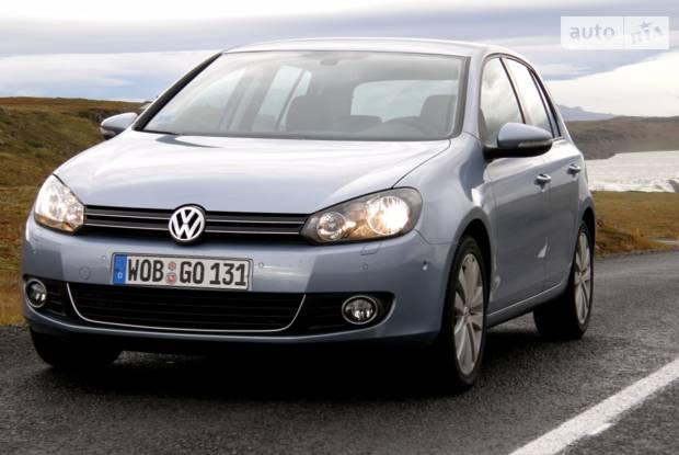 Volkswagen Golf VI покоління Хэтчбек