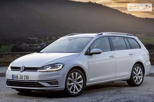 Volkswagen golf VII поколение (рестайлинг) Універсал