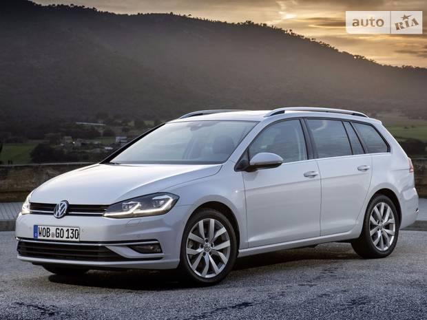 Volkswagen Golf VII поколение (рестайлинг) Универсал