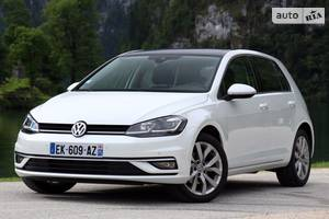 Volkswagen golf VII поколение (рестайлинг) Хэтчбек