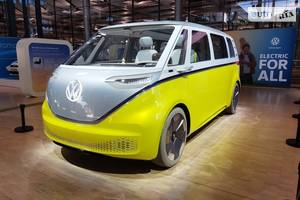 Volkswagen i-d-buzz 1-е поколение Мінівен