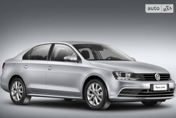 Volkswagen Jetta VI покоління, 1 рестайлінг Седан
