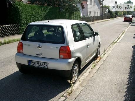 Volkswagen Lupo 2001