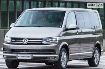 Volkswagen Multivan New 2.0 TDI DSG (103 kW) Hightline 2018